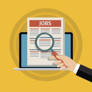 job zoeken zonder ervaring