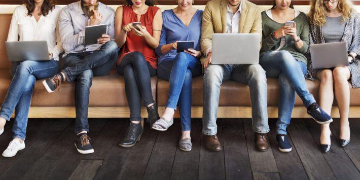 social media vacature vinden